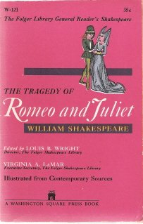 The Tragedy of Romeo and Juliet (The Folger Library General Reader's Shakespeare)