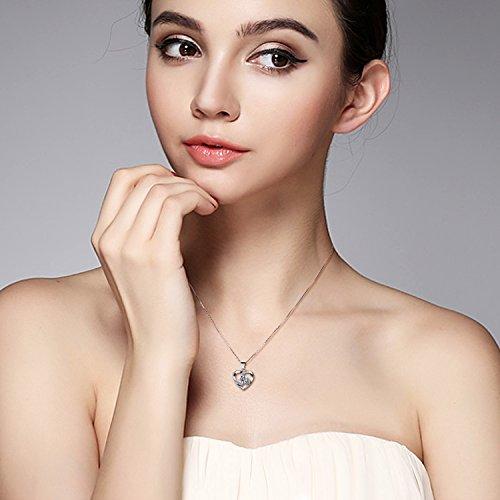 B.Catcher regalo di San Valentino collana da donna