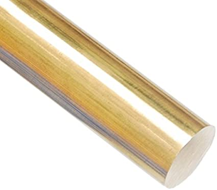 /Ø 25 mm Messing MS 58 Rundstange Messingstange L/änge: 3000 mm 3x 1000 mm