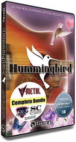 [スポンサー プロダクト]Prominy Hummingbird & V-METAL & SR5-2 & SC コンプリート・バンドル