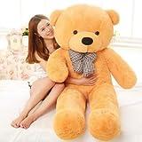 TAA19 - Stuffed Animals - Large Size 60cm 80cm 100cm 120cm Stuffed Giant Teddy Bear Plush Toy Big Embrace Kids Doll Lovers Birthday gift