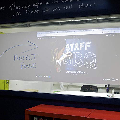 Smart Office Film: Projector and Dry Erase (53 sq ft) by SmarterSurfaces (Image #6)