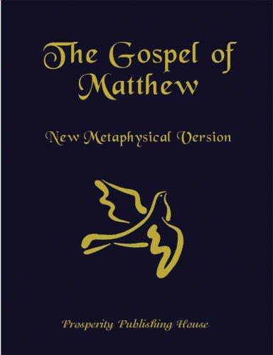Gospel of Luke, New Metaphysical Version