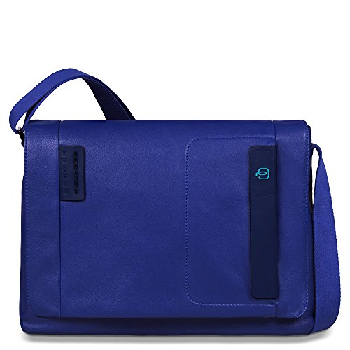 Piquadro  Bolso bandolera, Marrón Electric Blue