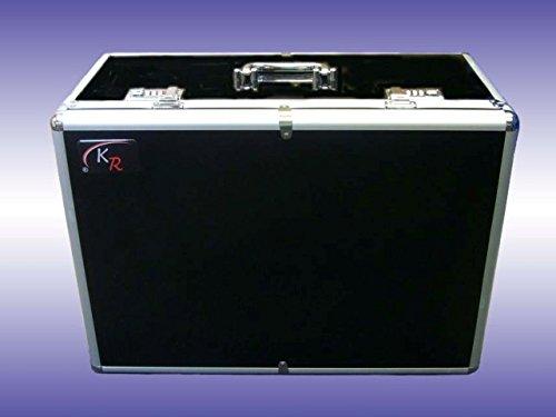 KR Multicase Empty Quad Aluminium case