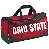 Ohio State Buckeyes Team Training Medium Duffle Bag