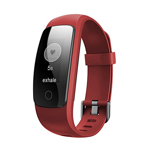 Amazon.com: ID107 Plus GPS Smart Band Smartband Wristband ...