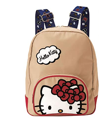 Hello Kitty Backpack Red Bows Medium Size -