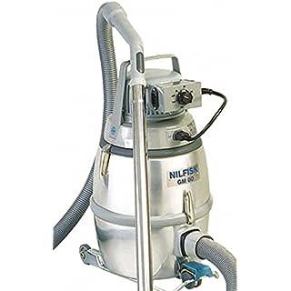 3-1/4 gal. Industrial Series Cleanroom Dry Vacuum, 80 cfm, 10 Amps, HEPA Filter Type