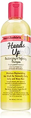 Aunt Jackie's Girls Heads Up Moisturizing & Softening Shampoo