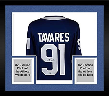 Framed John Tavares Toronto Maple Leafs Autographed Blue Fanatics Breakaway  Jersey - Fanatics Authentic Certified 3e5cc6203