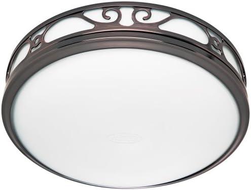 Hunter 83002 Sona Bathroom Fan With Light And Nightlight Imperial Bronze Amazon Com