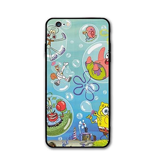 - SWDFFG iPhone 6/6S Case- Stylish Spongebob Squarepants PC Slim Shockproof Flexible Back Protective Case for iPhone 6/6S