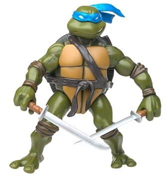 PlayMates Figura de Las Tortugas Ninja Leonardo de Teenage ...