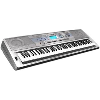 Amazon Com Yamaha Dgx200 76 Key Electronic Keyboard