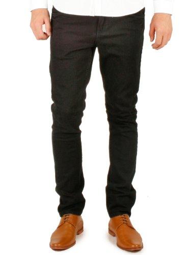 Vans Men's V76 Skinny Jeans - Overdye (Skinny Vans)