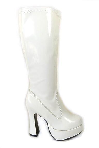Damen GoGo Stiefel für Kostümfeiern, 60er70er