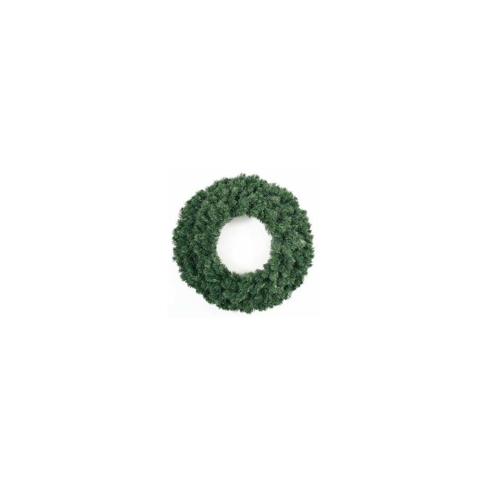 36 Artificial Sherwood Spruce Christmas Wreath