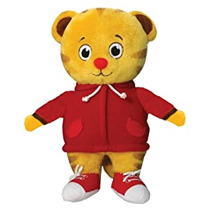 Daniel Tiger's Neighborhood Daniel Tiger Mini Plush - 41S6QJcFiYL - Daniel Tiger's Neighborhood Daniel Tiger Mini Plush