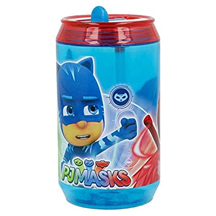 Stor Botella Robot REFRESCO 410 ML. PJ Masks