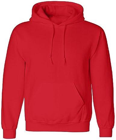 mens red hoodie uk