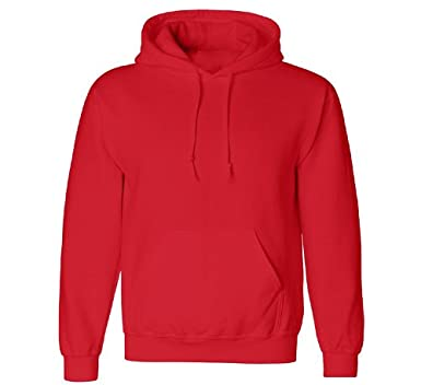 Plain Red Hoodie size XS a1be3aab4