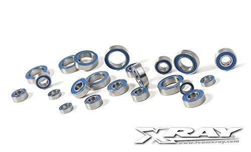 (XRAY XB4 High-Speed Ball Bearing Set (22))