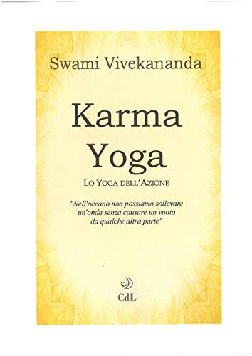 Amazon.com: Karma Yoga: Lo Yoga dellAzione (Italian Edition ...