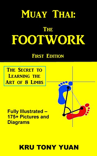Amazon muay thai the footwork the secret to learning the art muay thai the footwork the secret to learning the art of 8 limbs by fandeluxe Images