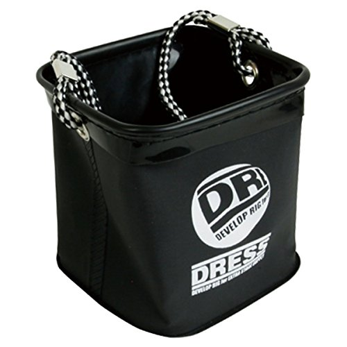 ドレス(DRESS) 水くみバケツ LD-OP-0911 ブラック/ホワイト Sの商品画像