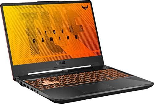 "2020 ASUS TUF 15.6"" FHD PREMIUM GAMING LAPTOP, 10TH GEN INTEL QUAD-CORE I5-10300H, 16GB RAM, 512GB SSD BOOT + 1TB HDD, NVIDIA GEFORCE GTX 1650TI 4GB GDDR6, RGB BACKLIT KEYBOARD, WINDOWS 10 HOME"