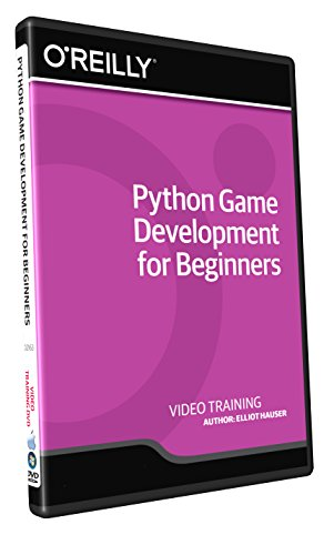 Price comparison product image Python Game Development for Beginners - Training DVD