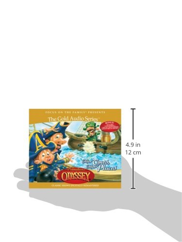 Other Times, Other Places (Adventures in Odyssey, Vol. 10)