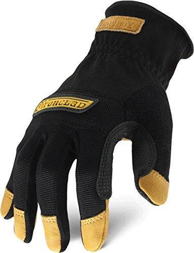 Ironclad RWC-02-S Cowboy Gloves, Small
