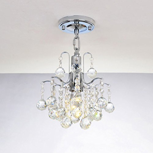 - Pendant Lights Lighting Lighting Fixtures Ceiling Lights European Crystal Chandelier Modern Minimalist LED House Ceiling Lighting Wrought Iron Dining Room Aisle Chandelier