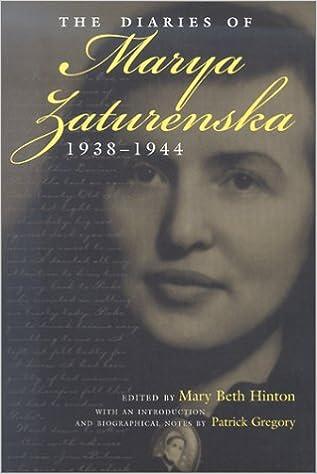 Marya Zaturenska poetry
