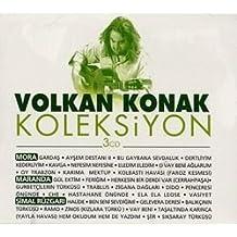 Volkan Konak Koleksiyon - Mora, Maranda, Simal Rüzgari (3 CDs)