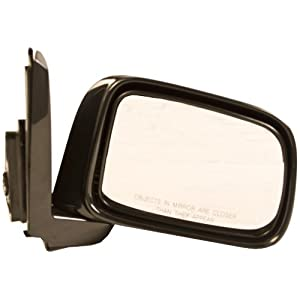 OE Replacement Honda Cr-V Passenger Side Mirror Outside Rear View (Partslink Number HO1321115)