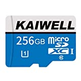 Kaiwell 128GB Micro SD Memory Card High Speed Class 10 Micro SD SDXC Card with Adapter for Android Smartphones, Tablets