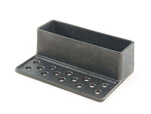 Charcoal Companion CC4107 Cast Iron Smoker/Humidifier by Charcoal Companion