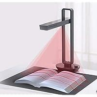 CZUR Aura-B Book & Document Scanner, Auto-Flatten & Deskew Powered by AI Technology, Foldable & Portable, Capture Size…