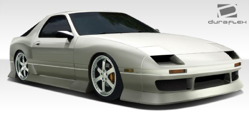 1986-1991 Mazda RX-7 Duraflex B-Sport Wide Body Kit - 8 Piece