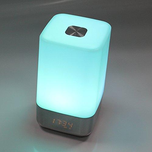 DADEQISH DADEQISH DADEQISH Neues Sonnenaufgang-Wecklicht Sunset Sleep Light LED-Nachtlicht-Wecker Natürliches intelligentes Aufwachlicht Innenlicht B07NV8N6PV | Glücklicher Startpunkt  f46c35