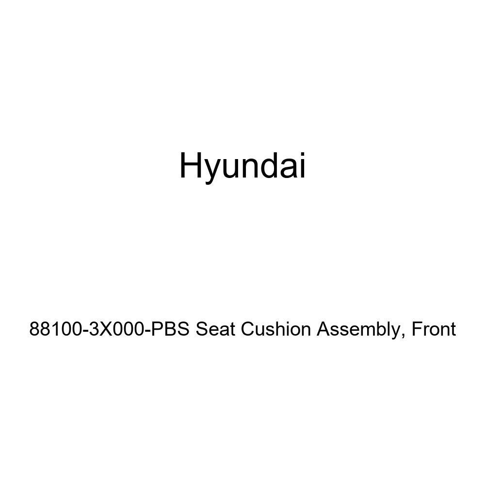 Genuine Hyundai 88100-3X000-PBS Seat Cushion Assembly Front