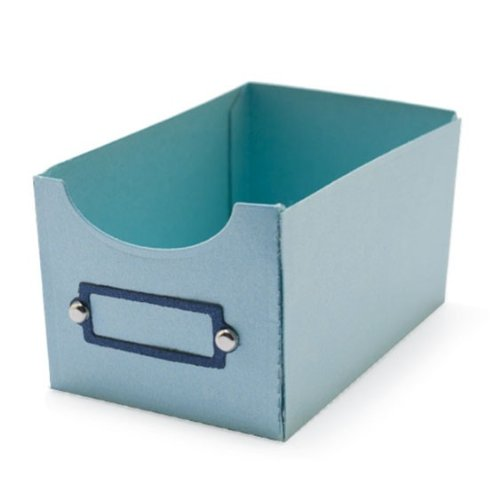 We R Memory Keepers We R Memory Keepers Library Box Die (Tool Box Quickutz)