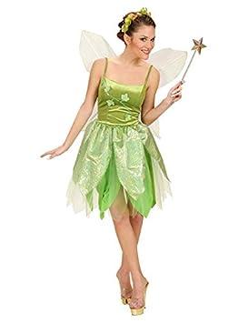 Bosque Hada Mujer Disfraz marfil verde: Amazon.es: Juguetes y juegos