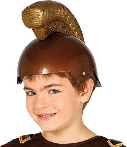 Children's Fancy Dress Cosplay Party Headwear Spartan Hat Greek Roman Helmet (Roman Head Wear)