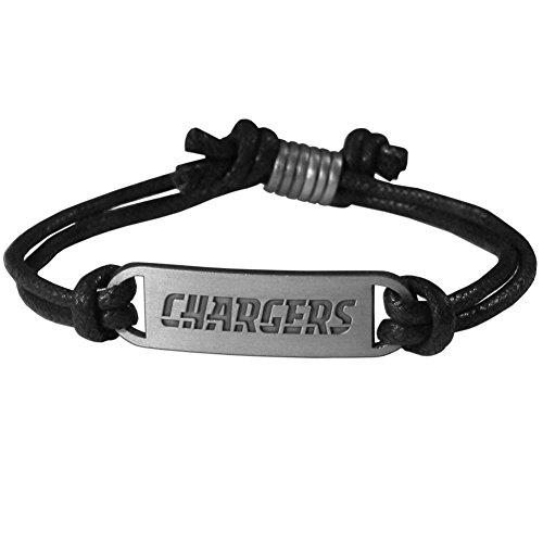 NFL San Diego Chargers Cord Bracelets, Adjustable