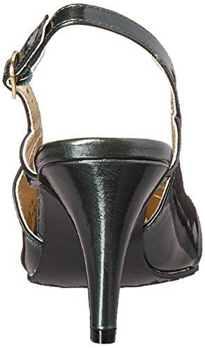 Hush Python 8 Pearlized Dress M Puppies Style Soft Patent Pump US Rosin Women's Rielle RWpSRaxrqw