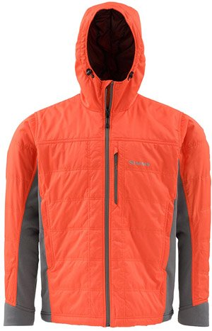 Simms Kinetic Jacket, Orange, x Large by Simms